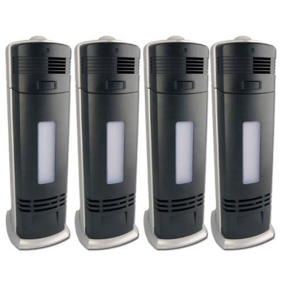 Ionic breeze air purifier 4 pack
