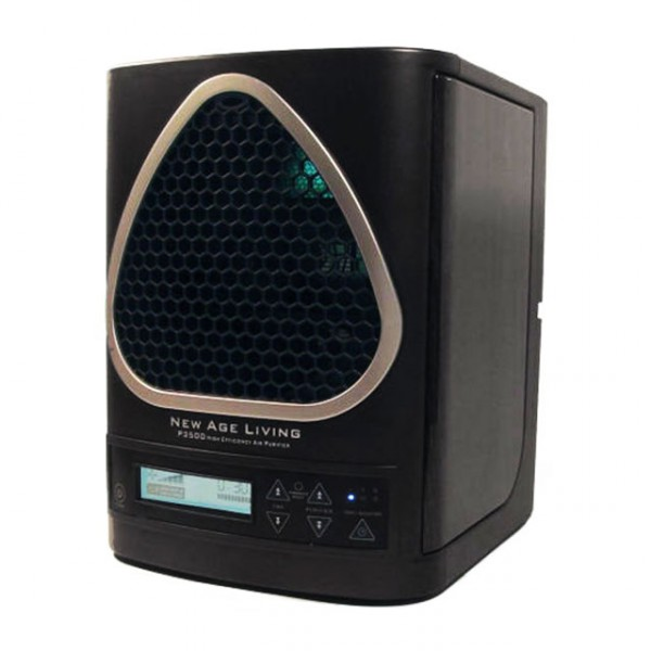 New Age Living Air Purifier With Lcd Display And Remote