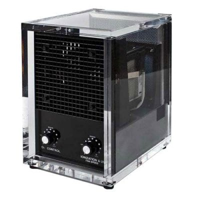 6 Stage Air Purifier Acrylic