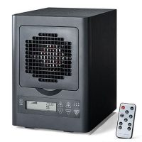 6 stage digital air purifier with remote