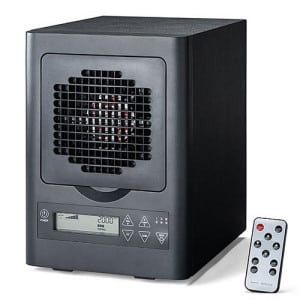 6 stage HEPA air purifier with remote