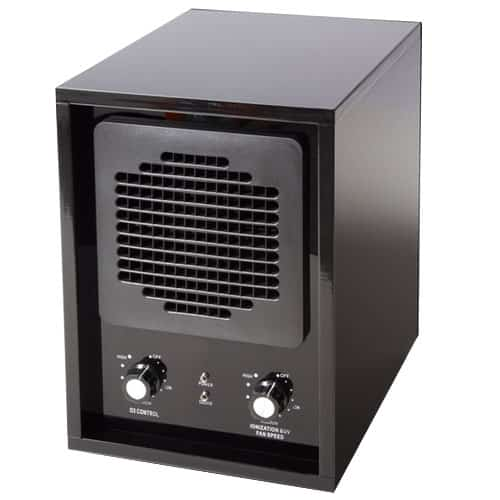6 stage living air purifier black
