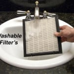 washable HEPA Filter